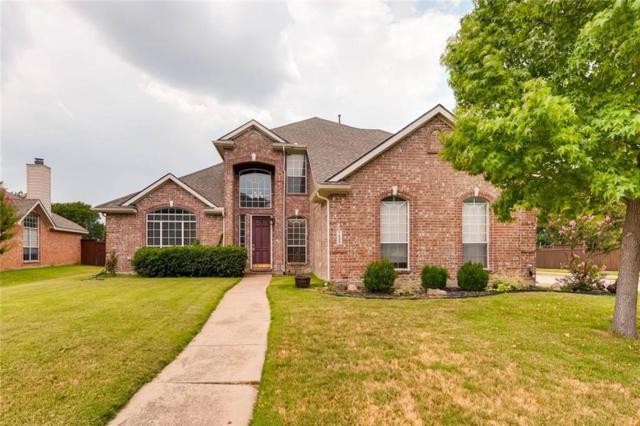 1633 Meadow Vista Drive, Flower Mound, TX 75022 (MLS #13887262) :: Team Tiller