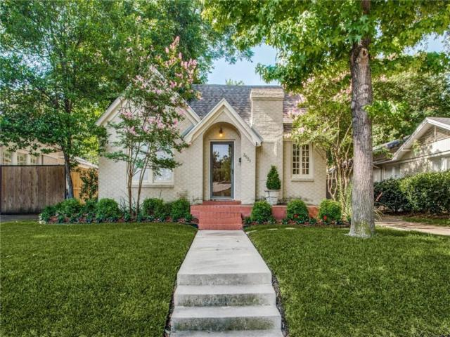 3921 Mattison Avenue, Fort Worth, TX 76107 (MLS #13887264) :: Magnolia Realty