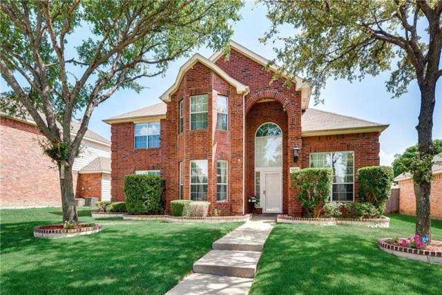 9509 Thorncliff Drive, Frisco, TX 75035 (MLS #13887286) :: Coldwell Banker Residential Brokerage