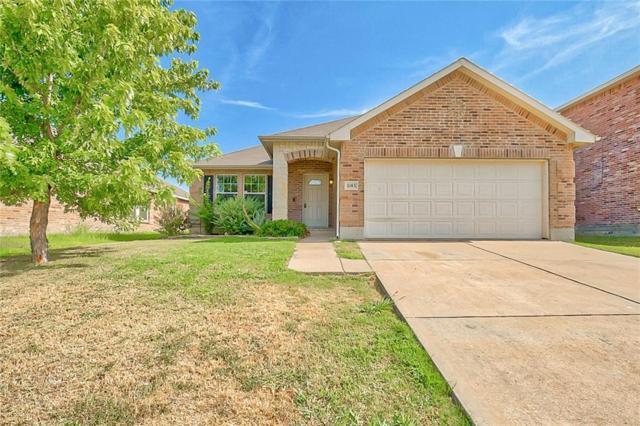 2013 J Cheshier Road, Fort Worth, TX 76247 (MLS #13887300) :: Team Hodnett