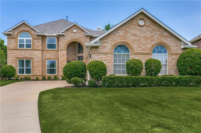 1309 Cadbury Lane, Keller, TX 76248 (MLS #13887303) :: Team Hodnett