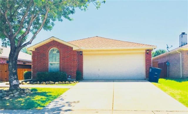 500 W Port Allen Drive W, Little Elm, TX 75068 (MLS #13887340) :: Team Tiller
