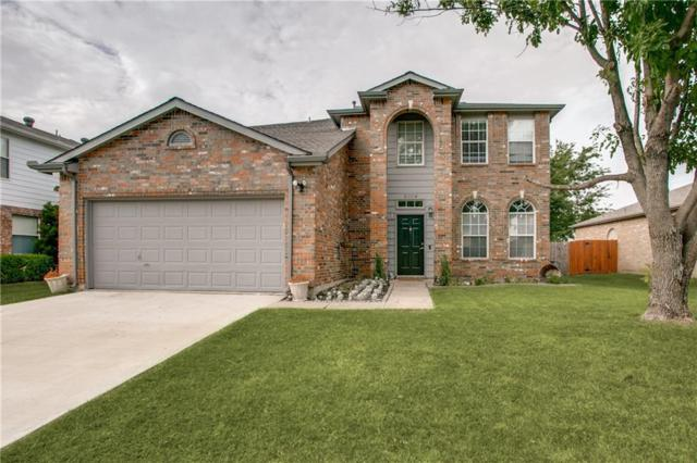 2004 Bayberry Drive, Little Elm, TX 75068 (MLS #13887425) :: The Real Estate Station