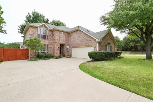 1015 Westwood Court, Allen, TX 75013 (MLS #13887467) :: Team Hodnett