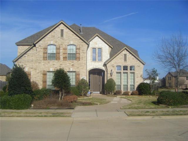 1300 Grayhawk Drive, Mansfield, TX 76063 (MLS #13887507) :: RE/MAX Landmark