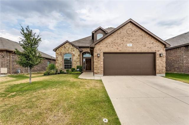 525 Branding Iron Trail, Fort Worth, TX 76131 (MLS #13887508) :: Team Hodnett