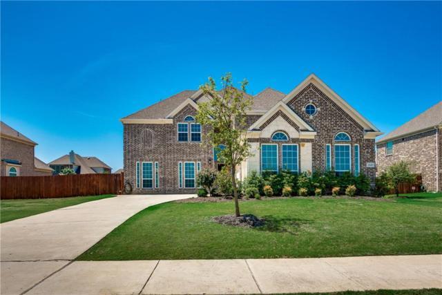 2849 Old Hawkins Lane, Frisco, TX 75033 (MLS #13887602) :: Magnolia Realty