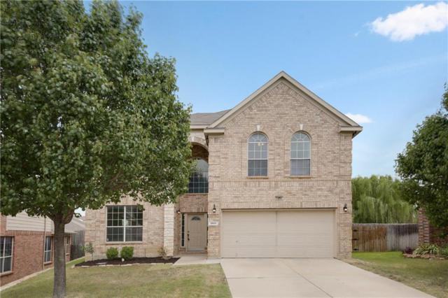 10045 Voss Avenue, Fort Worth, TX 76244 (MLS #13887732) :: The Chad Smith Team