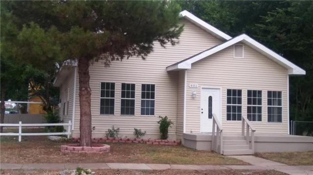 401 S Anglin Street, Cleburne, TX 76031 (MLS #13887741) :: RE/MAX Pinnacle Group REALTORS