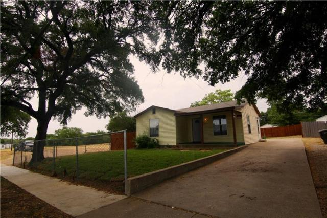4912 Calumet Street, Fort Worth, TX 76105 (MLS #13887800) :: Century 21 Judge Fite Company