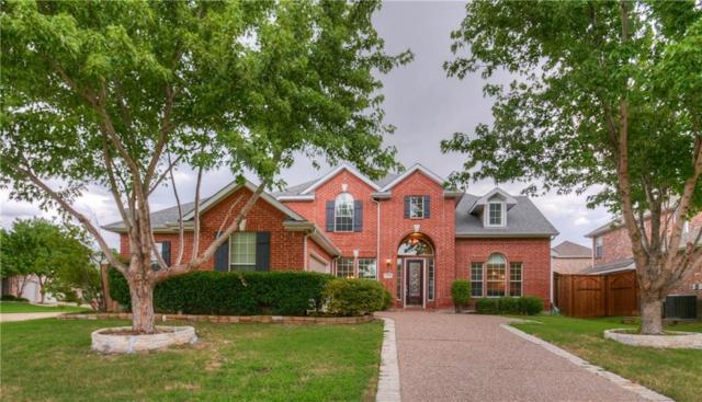 11869 Chaucer Drive, Frisco, TX 75035 (MLS #13887835) :: RE/MAX Landmark