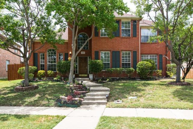 1444 Sunswept Terrace, Lewisville, TX 75077 (MLS #13887846) :: Magnolia Realty