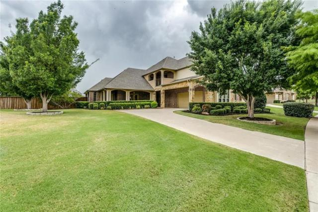 9625 Barksdale Drive, Fort Worth, TX 76244 (MLS #13887879) :: Robbins Real Estate Group