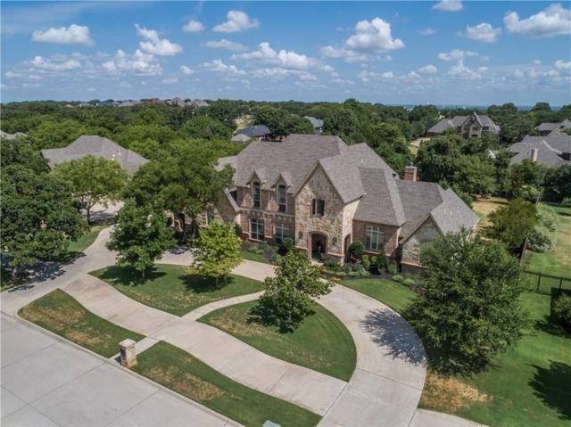1309 Vanderbilt Drive, Keller, TX 76262 (MLS #13887904) :: The Holman Group