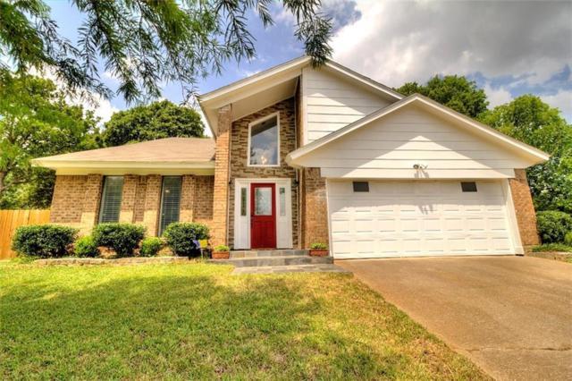 905 Elmwood Court, Euless, TX 76039 (MLS #13887912) :: Team Hodnett