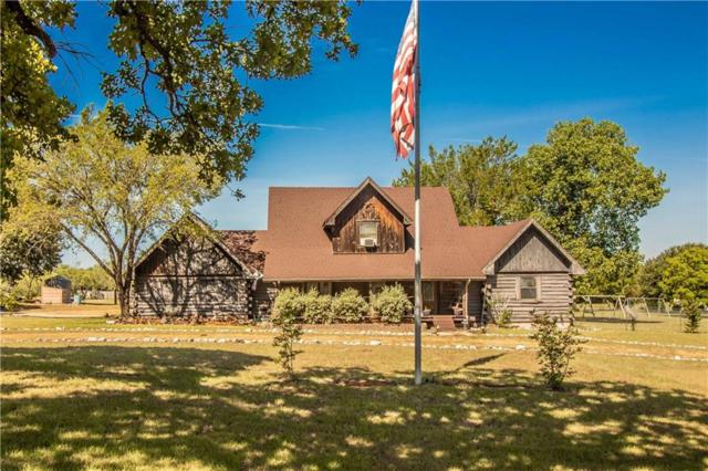 10233 N County Road 603 Road N, Burleson, TX 76028 (MLS #13887922) :: The Mitchell Group