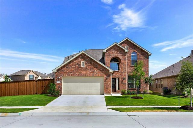 16601 Spence Park Lane, Prosper, TX 75078 (MLS #13887948) :: Team Hodnett