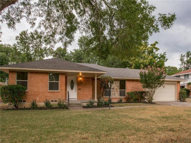 2810 Whitewood Drive, Dallas, TX 75233 (MLS #13887955) :: Robbins Real Estate Group