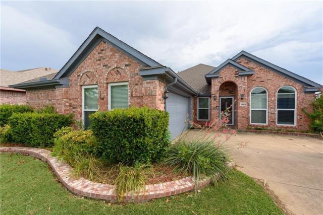 1700 Cedar Elm Drive, Corinth, TX 76210 (MLS #13887965) :: Team Tiller