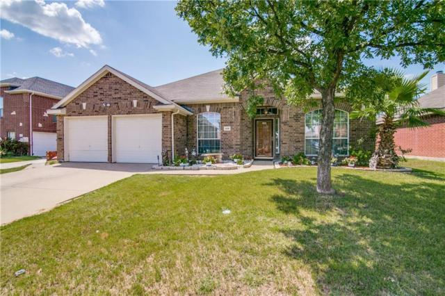 106 Highcreek Drive, Forney, TX 75126 (MLS #13888003) :: Exalt Realty