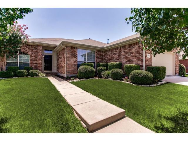 1104 Manassas Drive, Forney, TX 75126 (MLS #13888032) :: Team Hodnett