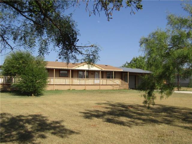 1417 Warren Street, Buffalo Gap, TX 79508 (MLS #13888082) :: Frankie Arthur Real Estate