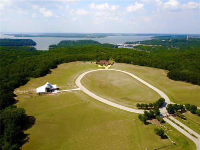 144 Texoma Bluffs Circle, Gordonville, TX 76245 (MLS #13888090) :: The Heyl Group at Keller Williams
