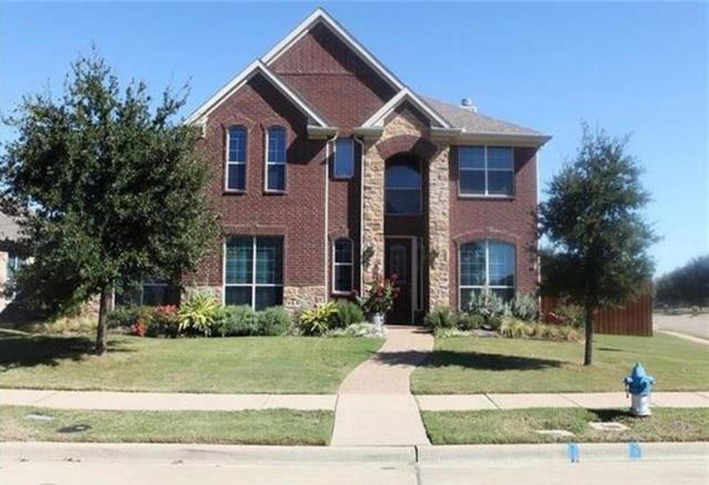 13608 Fall Harvest Drive, Frisco, TX 75033 (MLS #13888244) :: Magnolia Realty