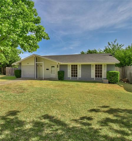 307 Blueridge Drive, Duncanville, TX 75137 (MLS #13888354) :: Pinnacle Realty Team