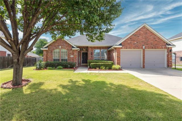 6725 Fall Meadow Drive, Fort Worth, TX 76132 (MLS #13888376) :: Team Hodnett