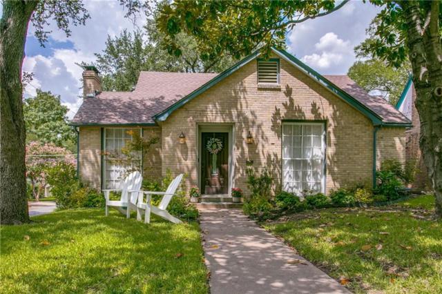 702 Newell Avenue, Dallas, TX 75223 (MLS #13888402) :: Team Hodnett