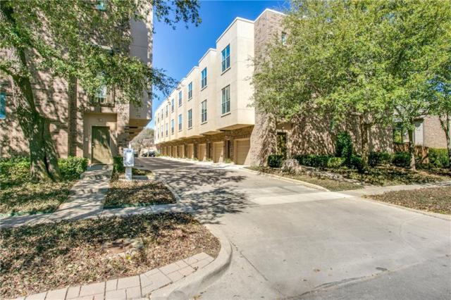 4225 Mckinney Avenue #1, Dallas, TX 75205 (MLS #13888438) :: Exalt Realty