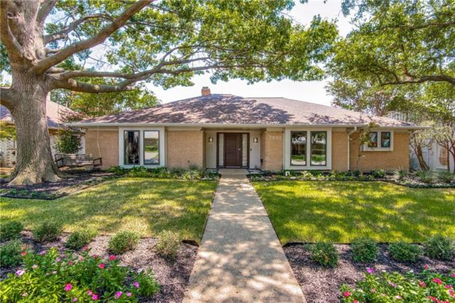 7332 Rustic Valley Drive, Dallas, TX 75248 (MLS #13888447) :: The Real Estate Station