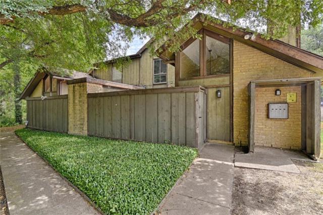 4623 Country Creek Drive #1047, Dallas, TX 75236 (MLS #13888589) :: Team Hodnett