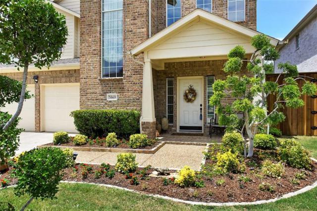 5869 Hidden Creek Lane, Frisco, TX 75034 (MLS #13888653) :: Magnolia Realty