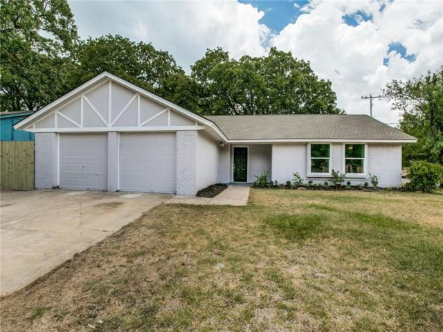 6908 Briardale Drive, North Richland Hills, TX 76182 (MLS #13888661) :: Team Hodnett