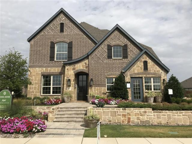 9801 Drovers View Trail, Fort Worth, TX 76131 (MLS #13888691) :: Team Hodnett