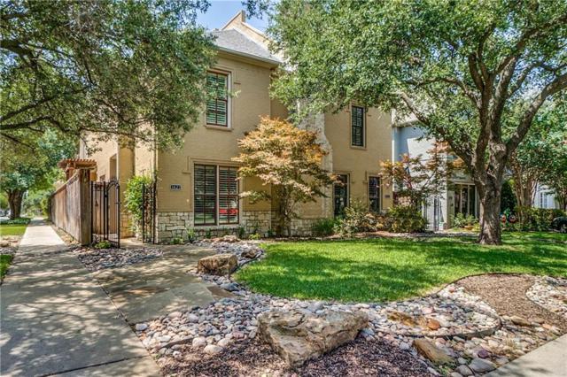 3427 Binkley Avenue, University Park, TX 75205 (MLS #13888697) :: Exalt Realty