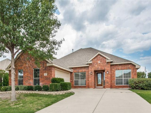 1017 White Porch Avenue, Forney, TX 75126 (MLS #13888764) :: The Real Estate Station