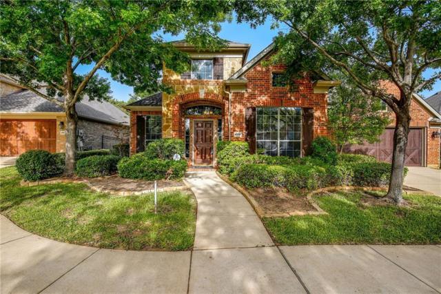 8590 Newham Street, Lantana, TX 76226 (MLS #13888802) :: The Real Estate Station