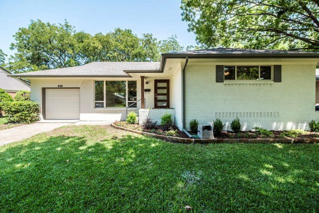 636 Newberry Drive, Richardson, TX 75080 (MLS #13888813) :: Hargrove Realty Group