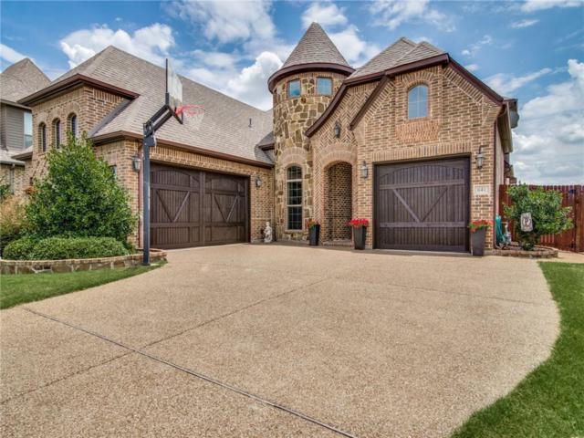 641 Devonshire Drive, Prosper, TX 75078 (MLS #13888820) :: Team Hodnett