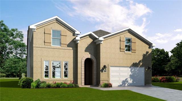 313 Marble Creek Drive, Fort Worth, TX 76131 (MLS #13888847) :: Team Hodnett