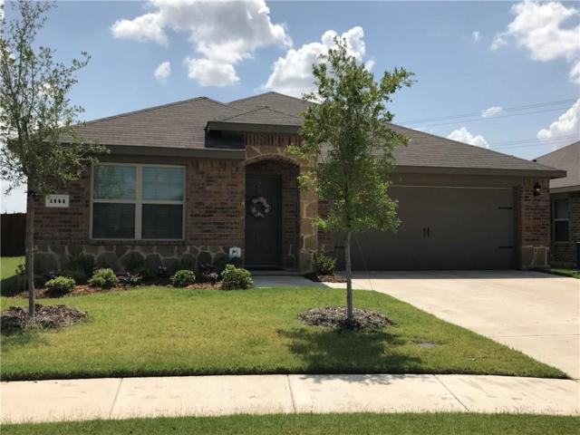 1141 Sebastian Street, Fate, TX 75189 (MLS #13888922) :: Team Hodnett