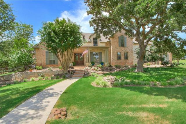 8229 Steeplechase Circle, Argyle, TX 76226 (MLS #13888926) :: Real Estate By Design