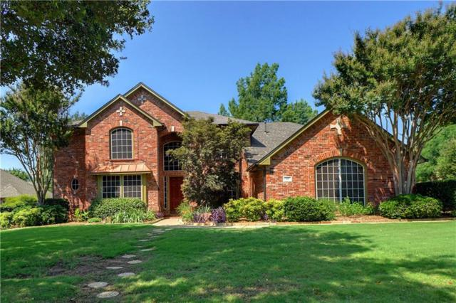 380 Highland Oaks Circle, Southlake, TX 76092 (MLS #13889040) :: Team Hodnett