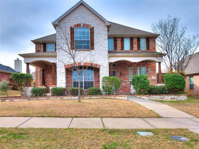 2501 Del Largo Way, Frisco, TX 75033 (MLS #13889068) :: Potts Realty Group