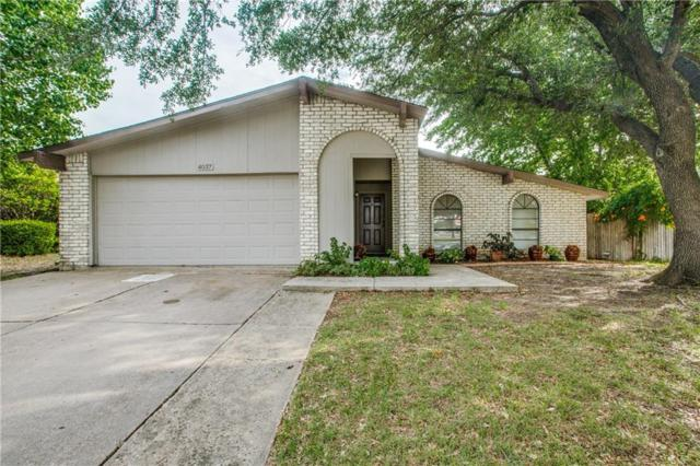 4037 Longstraw Drive, Fort Worth, TX 76137 (MLS #13889108) :: Magnolia Realty
