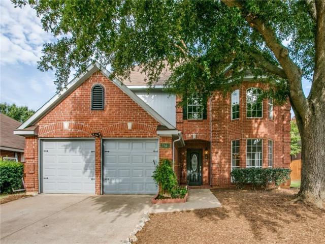 2913 Oak Bend Court, Flower Mound, TX 75028 (MLS #13889127) :: Real Estate By Design