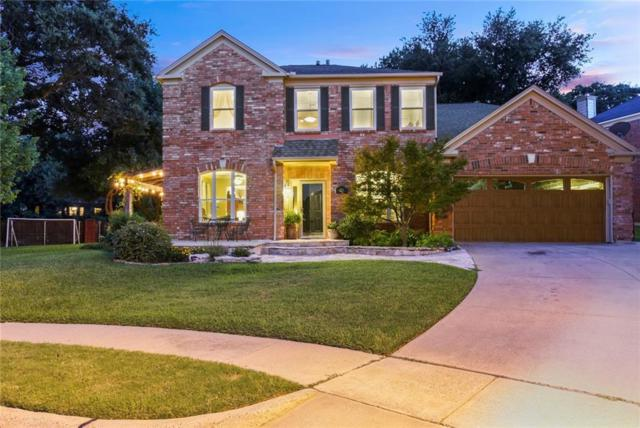 701 Ruby Court, Grapevine, TX 76051 (MLS #13889146) :: RE/MAX Pinnacle Group REALTORS